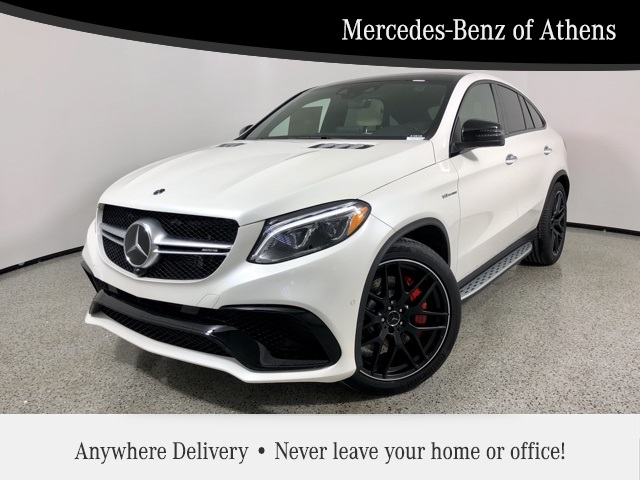 New 2019 Mercedes Benz Gle Amg Gle 63 S Coupe Coupe In Watkinsville