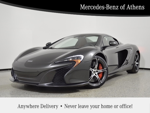Pre-Owned 2015 McLaren 650S Base