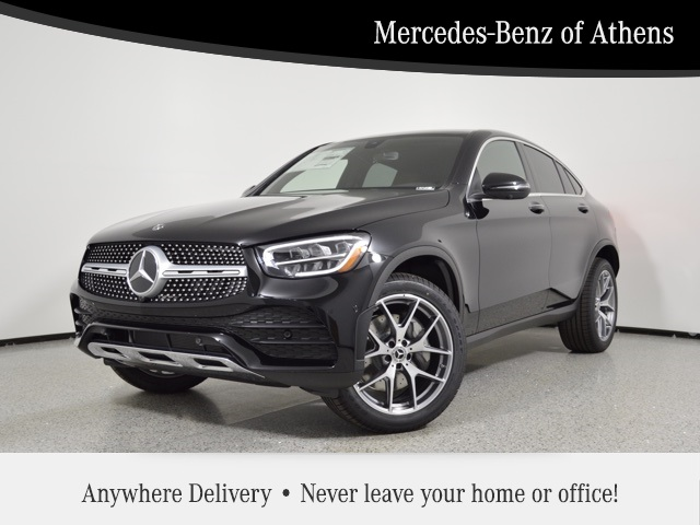 New 2020 Mercedes Benz Glc 300 Awd 4matic
