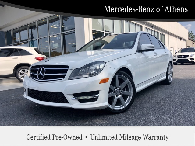 Great Certified Pre Owned 2014 Mercedes Benz C Class C 250 Sport