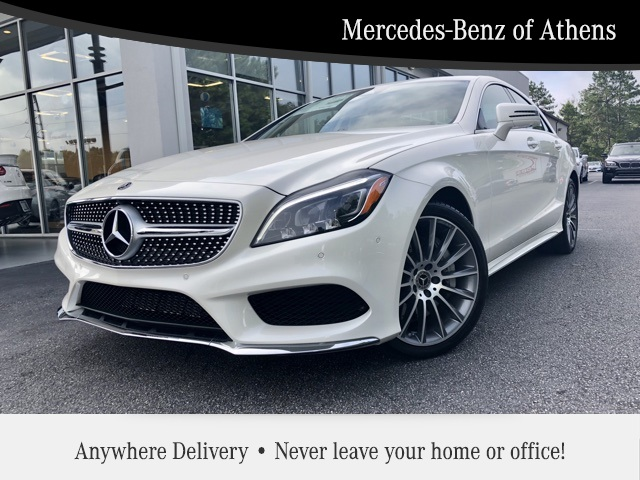 Nice New 2018 Mercedes Benz CLS CLS 550