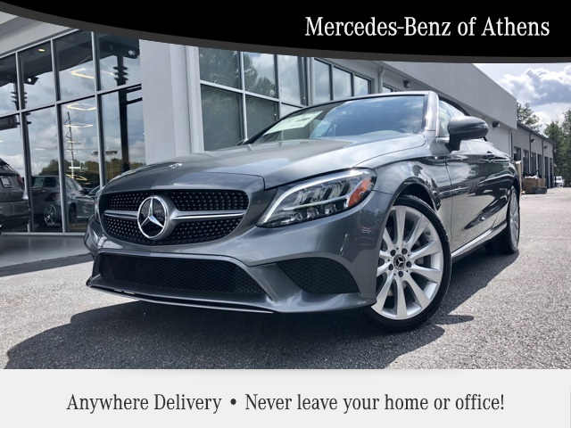 Superb New 2019 Mercedes Benz C Class C 300