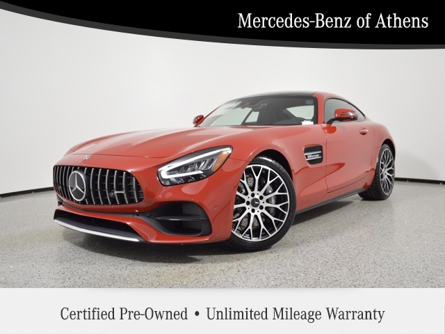 Pre-Owned 2020 Mercedes-Benz GT AMG® GT