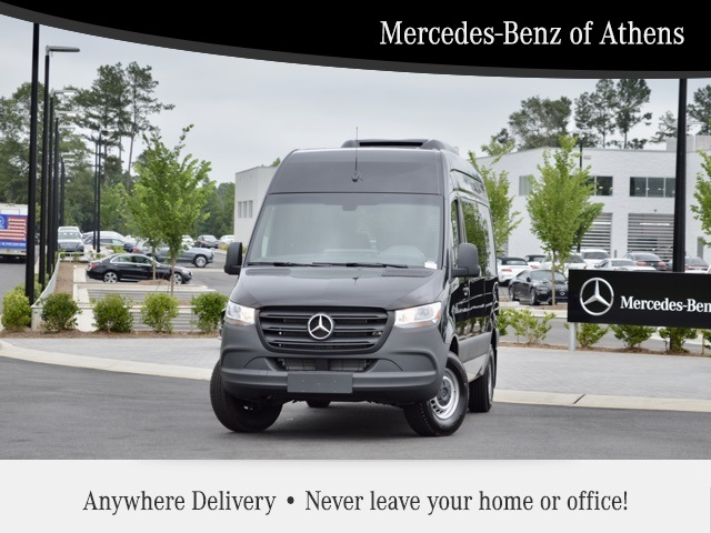 New 2019 Mercedes-Benz Sprinter 2500 Passenger Van Rear Wheel Drive  PASSENGER VAN