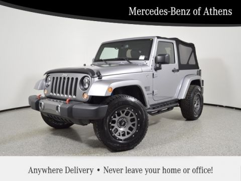 Pre-Owned 2015 Jeep Wrangler Freedom Edition
