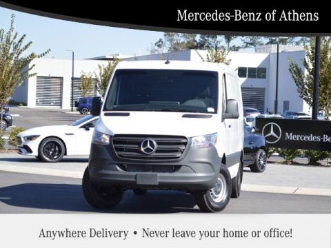 New 2019 Mercedes-Benz Sprinter 1500
