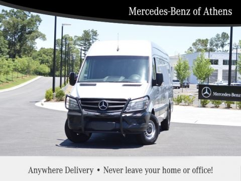 Pre-Owned 2016 Mercedes-Benz Sprinter 2500 Extended Cargo Van