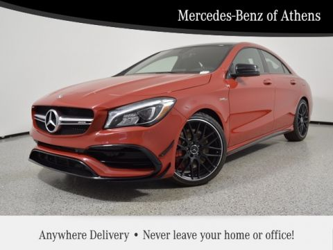 New 2019 Mercedes-Benz CLA CLA 45 AMG®