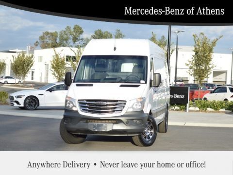 Pre-Owned 2014 Freightliner Sprinter 2500 High Roof