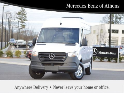 Certified Pre-Owned 2019 Mercedes-Benz Sprinter 2500 Passenger Van